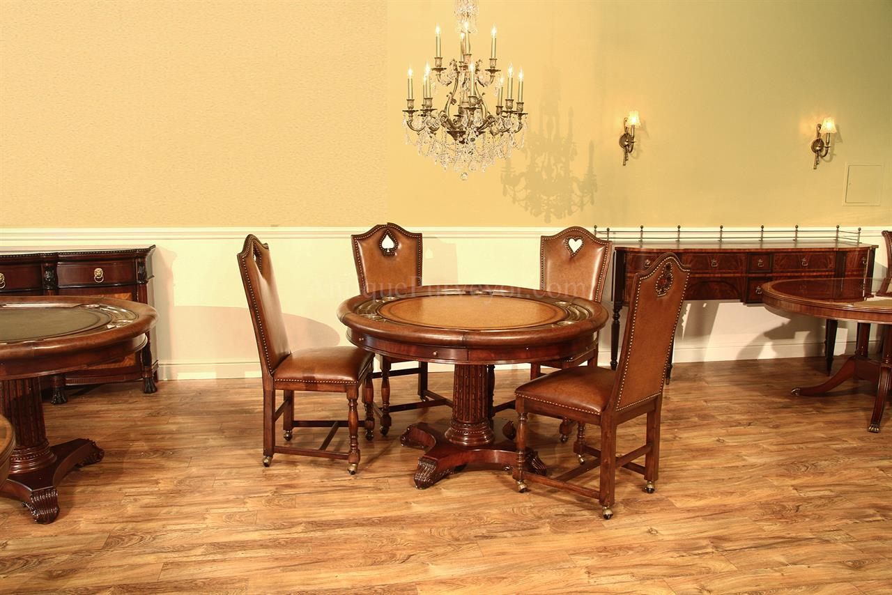 100 poker dining room table poker chairs w swivel base u002