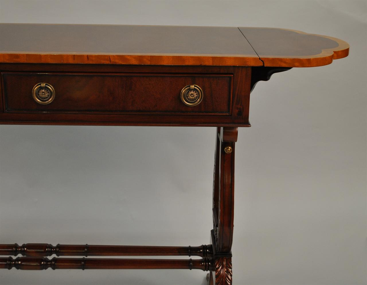 Dining Table Lyre Dining Table