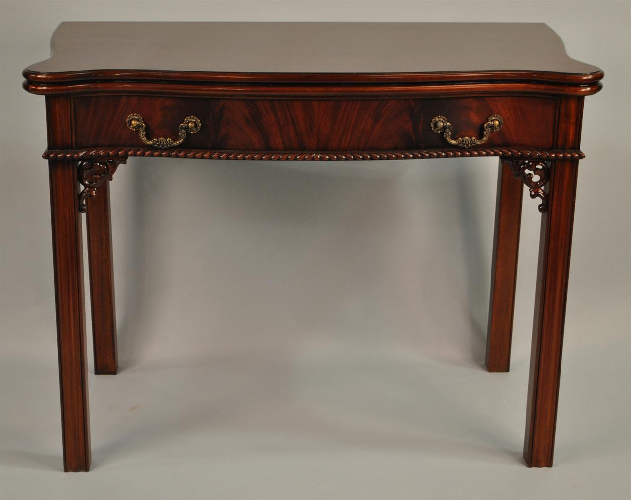 dining table chippendale reproduction dining table