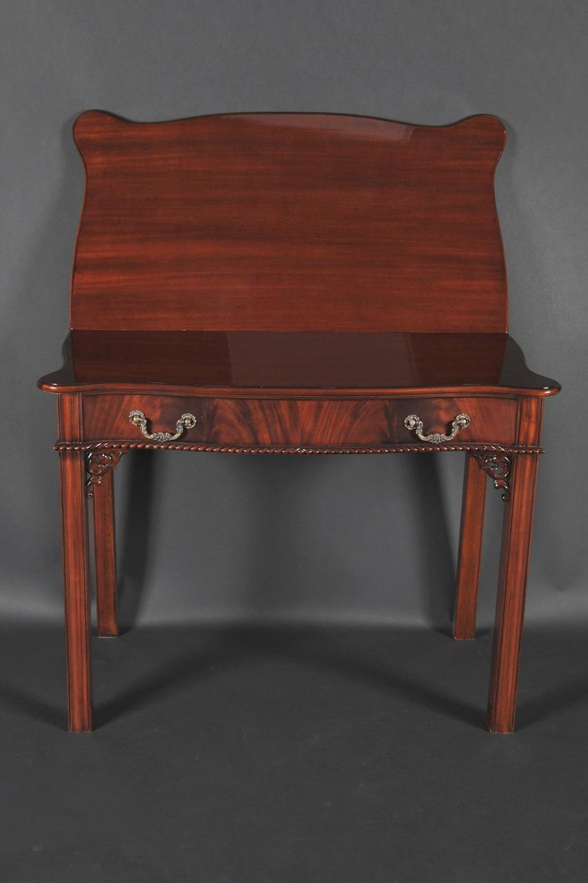Reproduction Thomas Chippendale Games Table