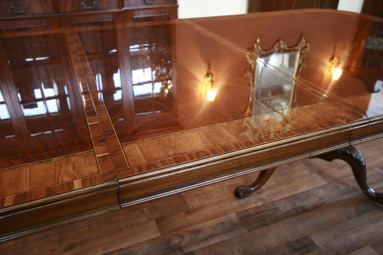 French Style Dining Table Antique Style Large Conference Table