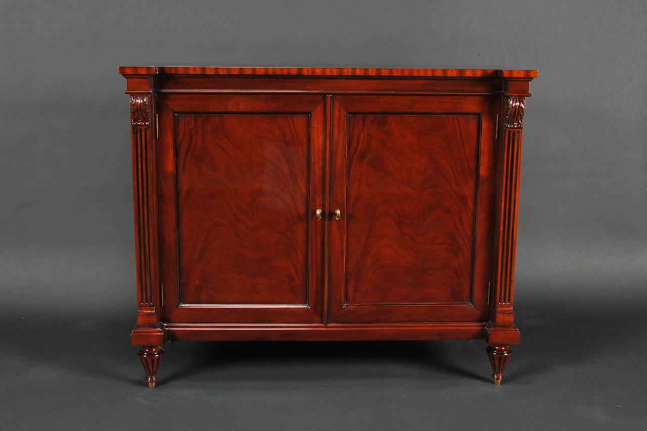 Mahogany dining room buffet penhurst server for Dining room buffet