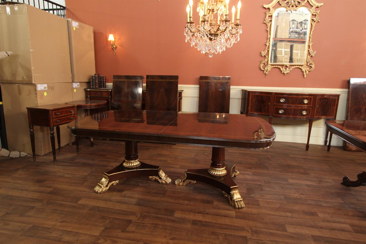 Extra Large and Wide High End American Made Mahogany ...