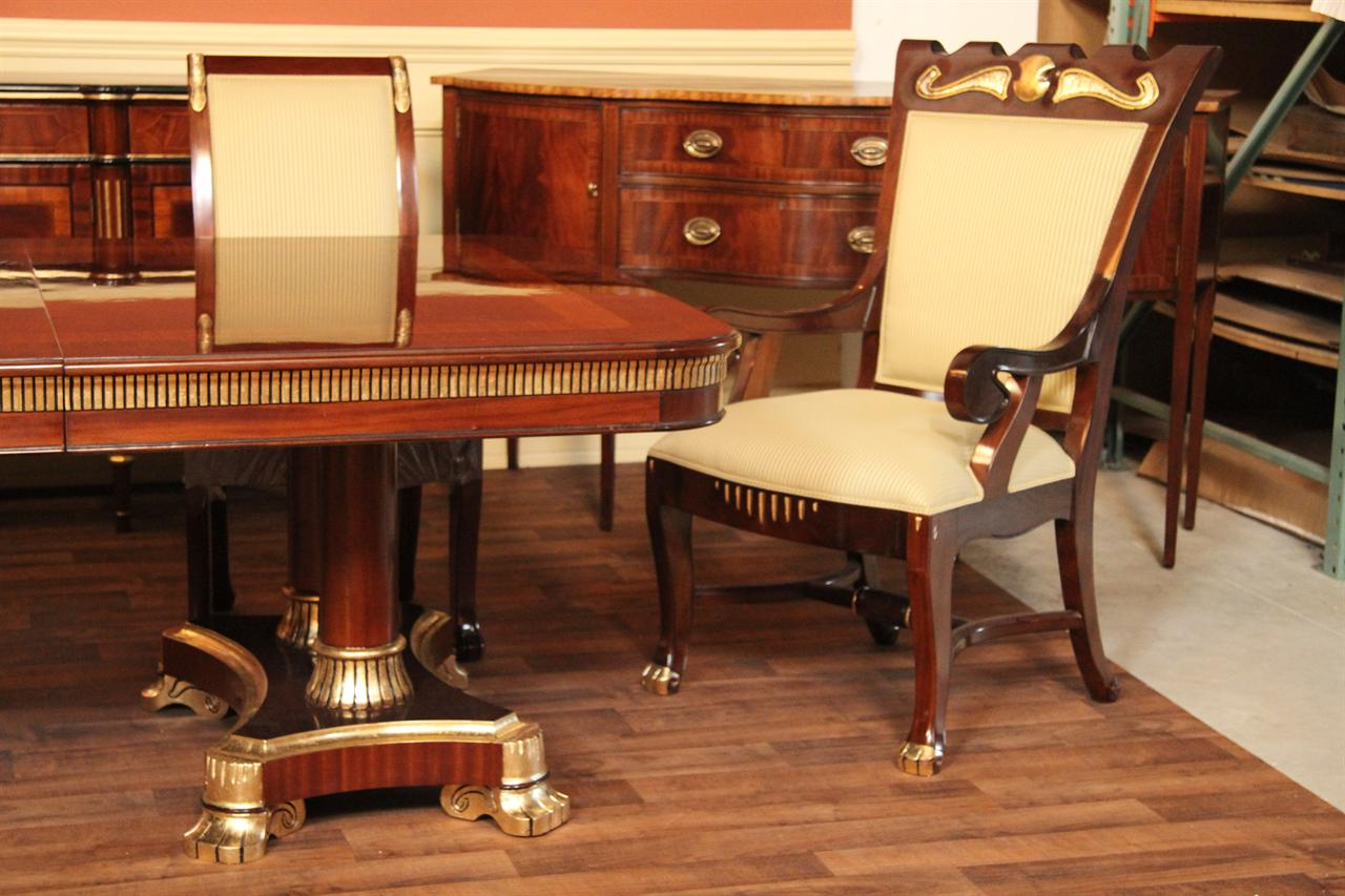 Extra Large Dining Room Tables, Designed By AntiquePurveyor.com