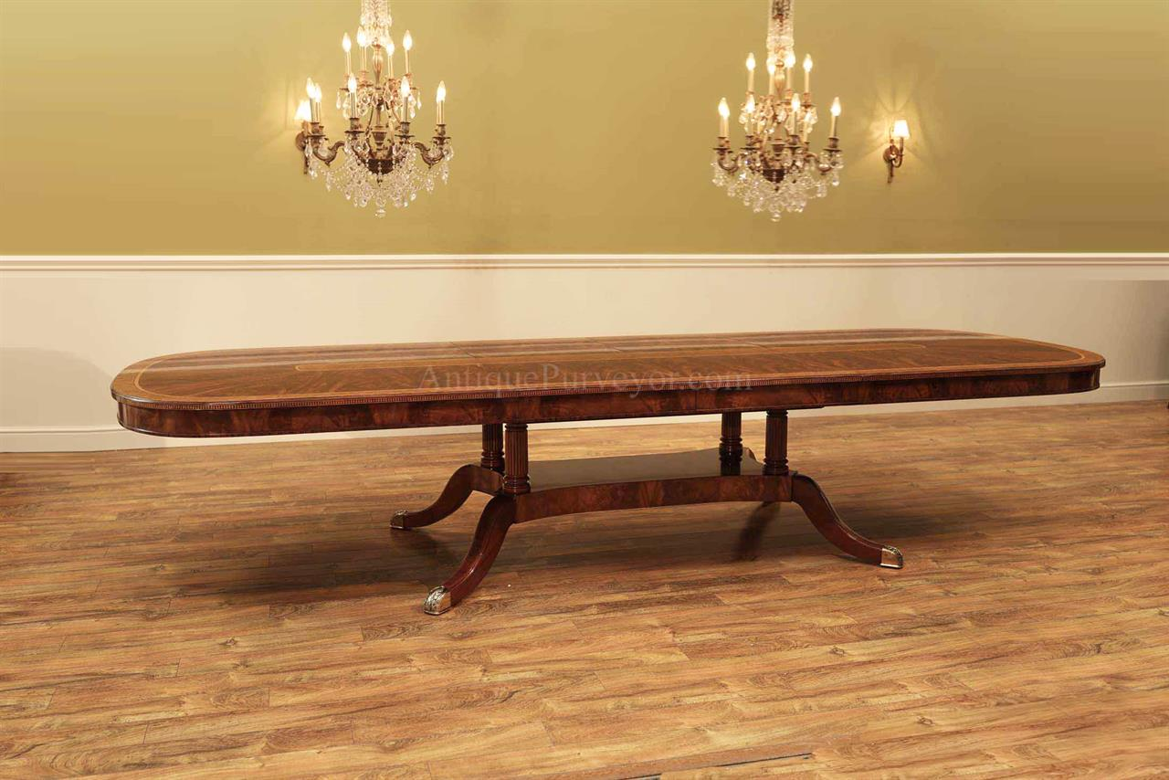 Theodore Alexander Granville Dining Table SC54014