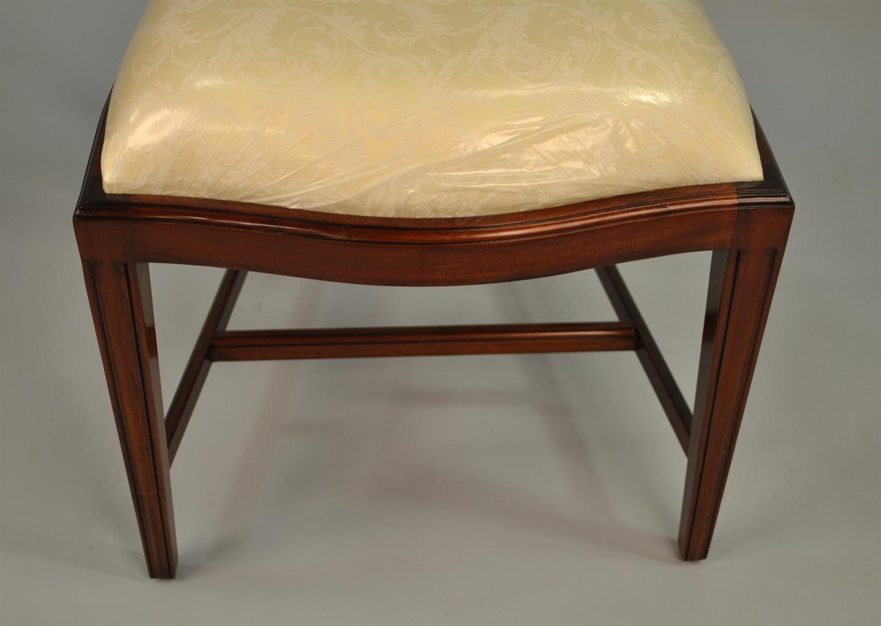 Mahogany Shield Back Dining Chairs Fleur De Lis Shield  : mahogany shield back dining chairs fleur de lis shield back 4431 from www.ebay.ie size 1280 x 910 jpeg 65kB