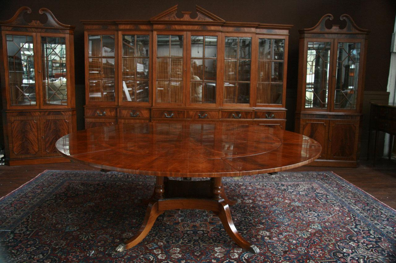 niagra 60 round dining table 84 round dining table perimeter table 863