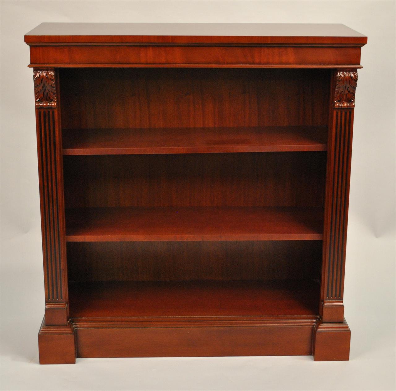 Penhurst Bookcase Mahogany Bookcase Tradtional Furniture
