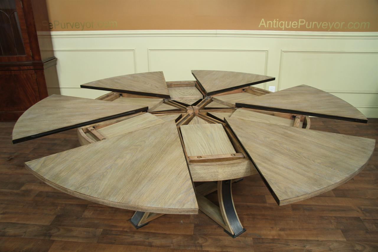 Casual Rustic Transitional Or A Designer Table For Any Decor