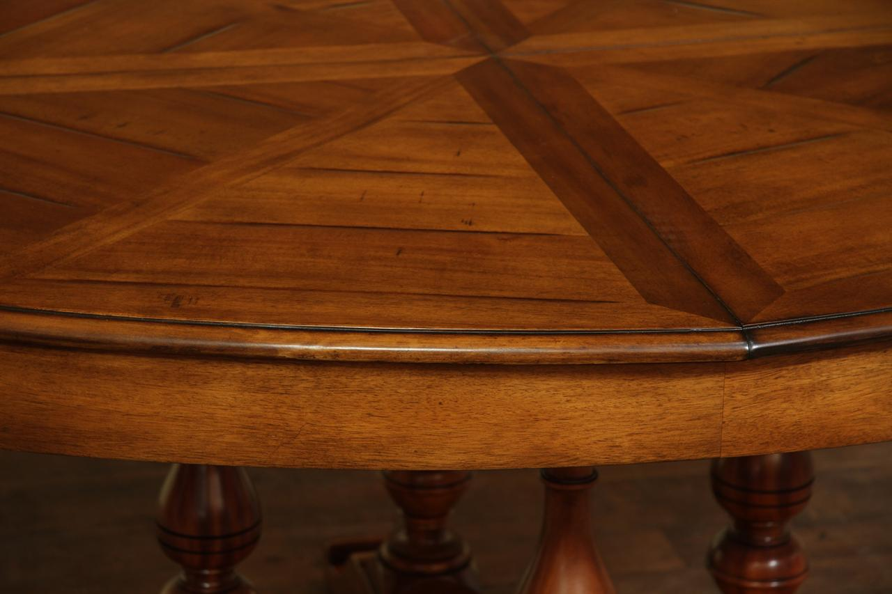 78 94 Oval To Oval Solid Walnut Jupe Dining Table