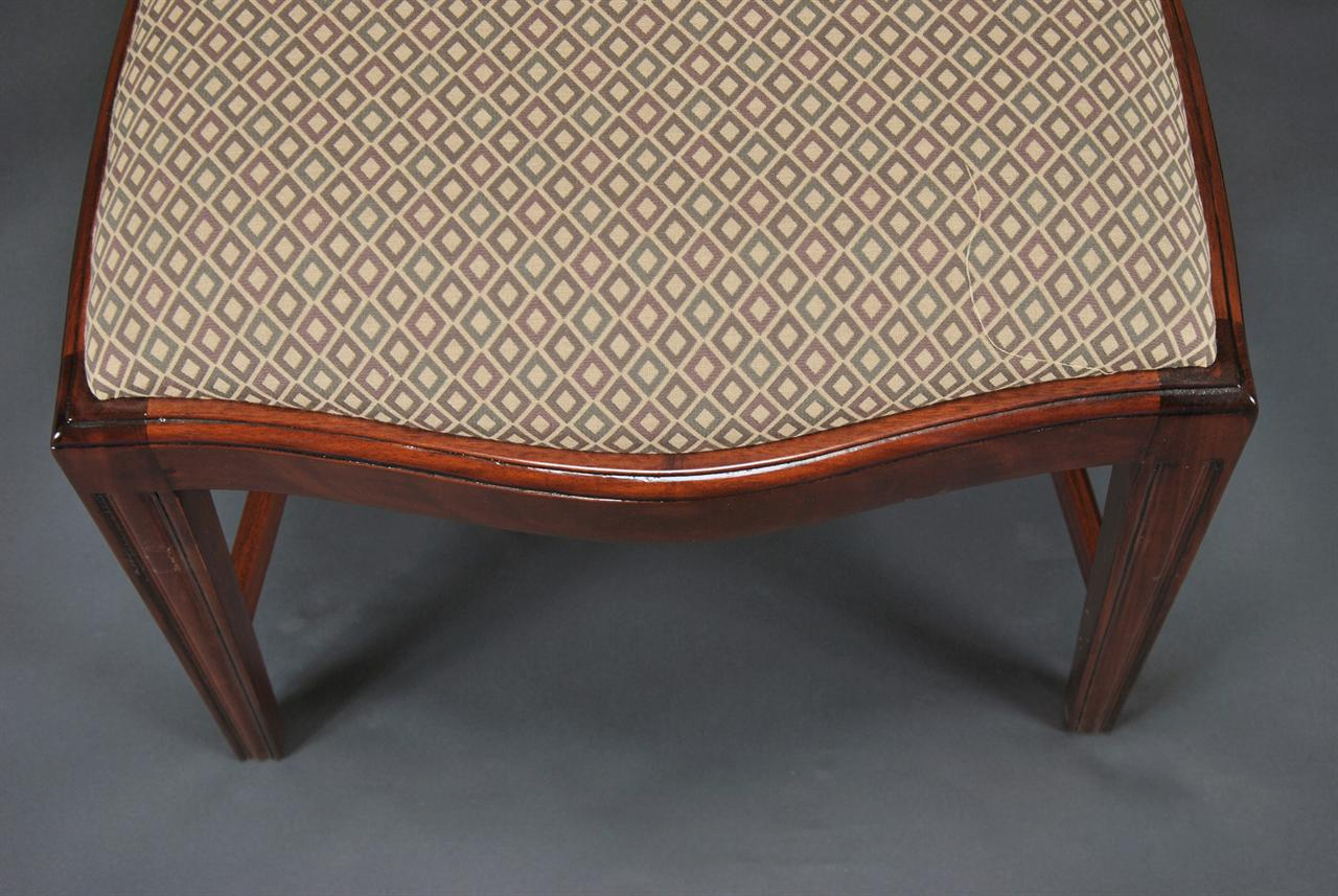 290423455111 additionally Id F 8402163 also Dining Room Chairs Shield Back Shield Back Dining Chairs Federal Chairs Mahogany Shield Back Chairs P200 further Id F 3998723 moreover Mahoganydining Chairs Shieldback Schmiegkotzian P87. on schmieg kotzian chairs