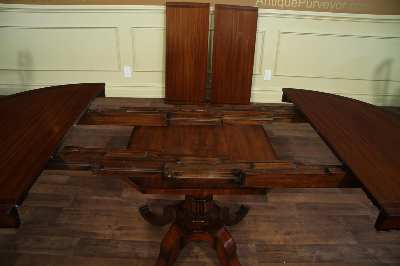 5bb0a88438b4 Small Round Dining Table with Leaves
