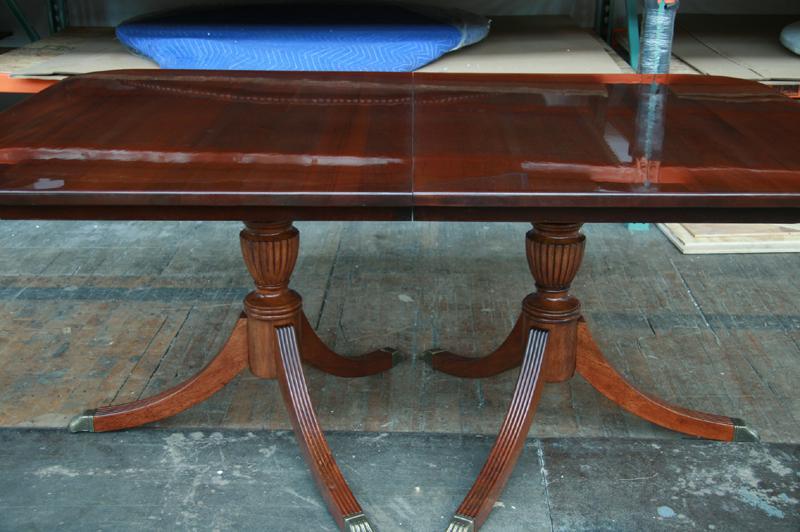 lexington dining room table   Lexington Furniture - leather living room sets