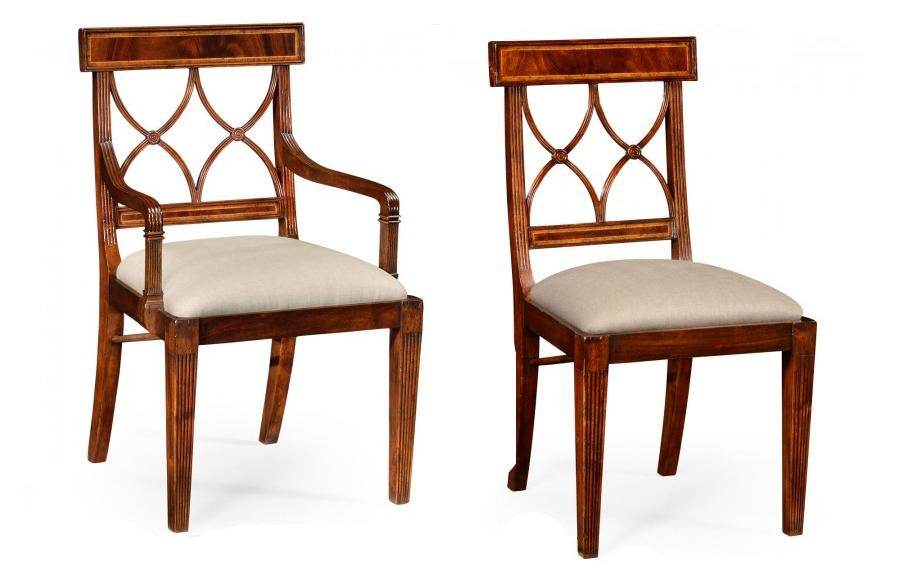 Cross back dining chairs cheap chairs seating for Cheap high back dining chairs