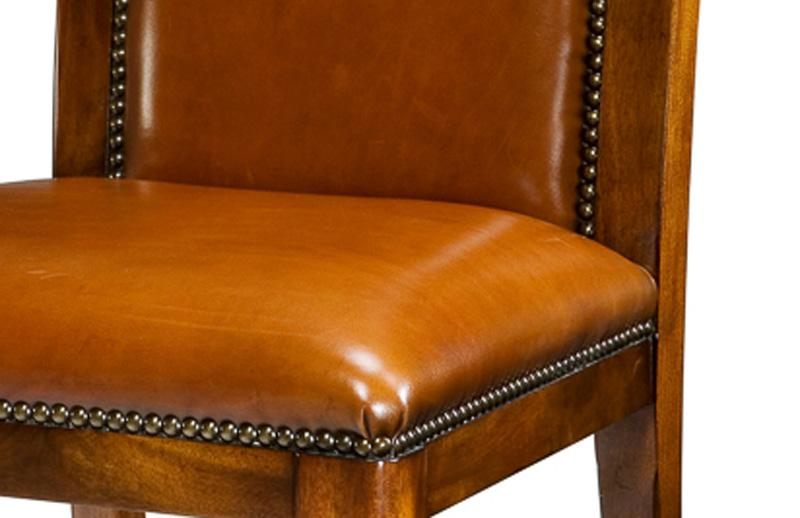 lighter brown leather available