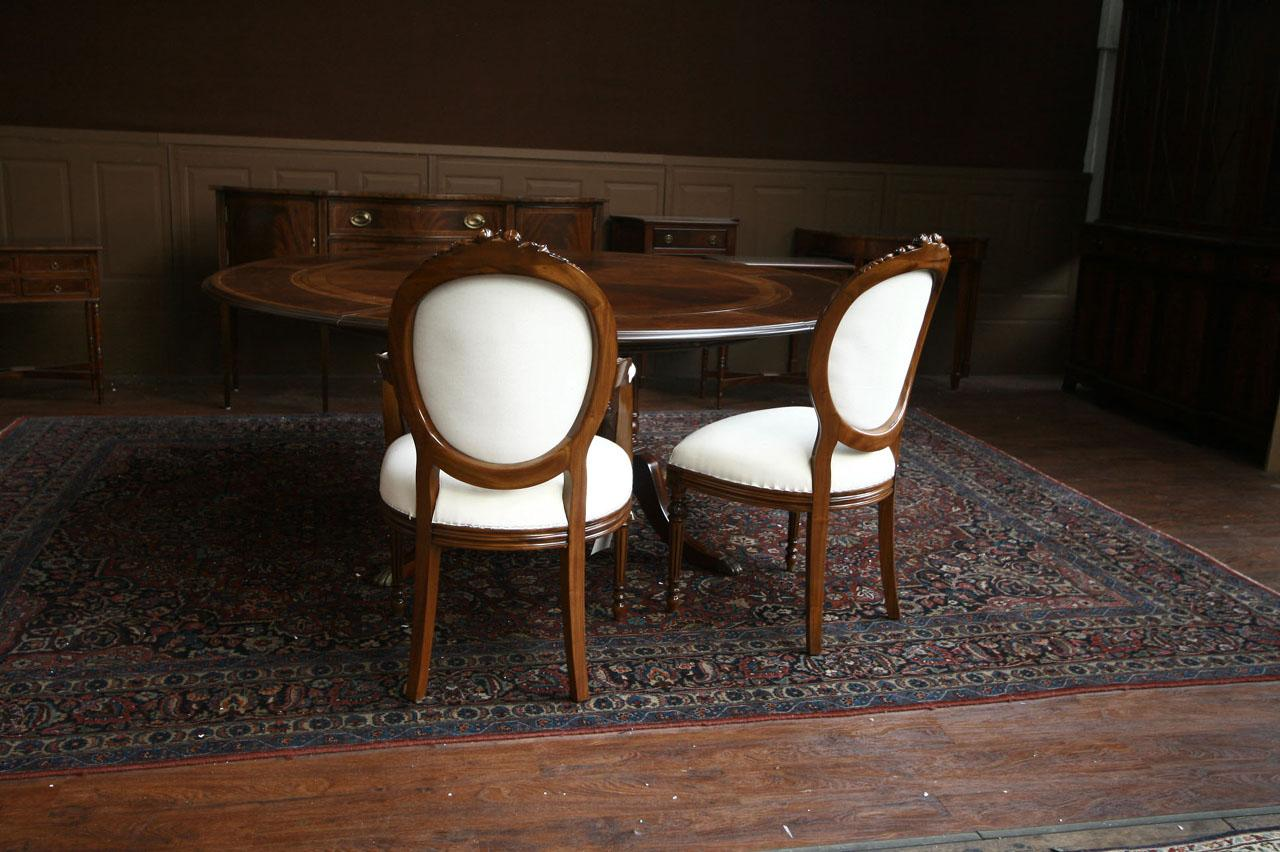 Upholstered Swivel Chair - Chairs - Dining Room, Restaurant