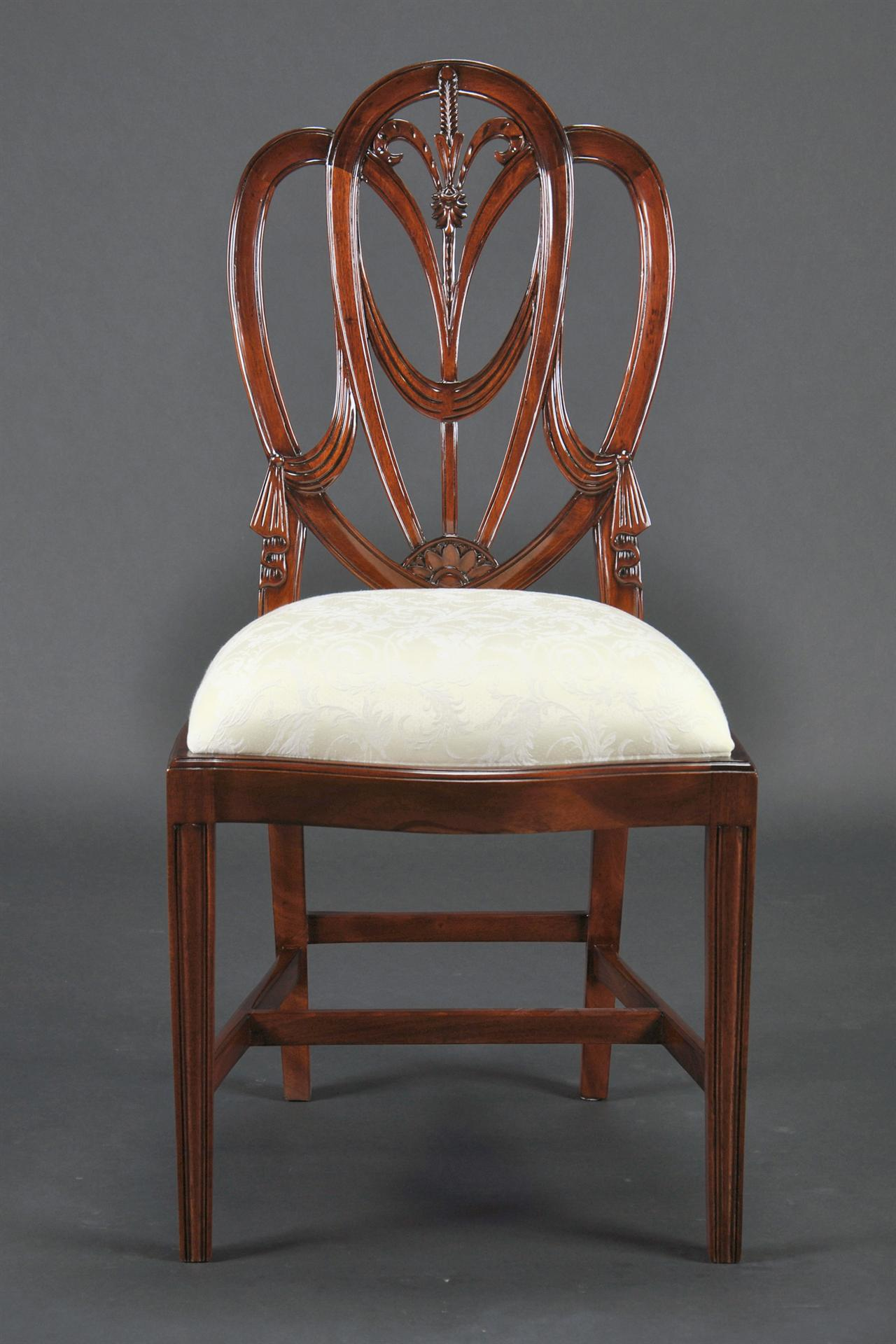 Vintage Dining Chairs Chair Pads Amp Cushions
