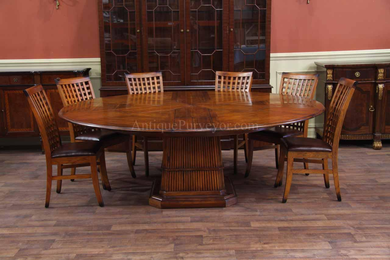 Make A Solid Walnut Dining Room Table And Chair Set With Coordinating Chairs