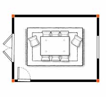 online floor planner dining room floor plans modern house plans with porches modern house