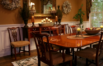 Designer furniture traditional formal dining room pictures