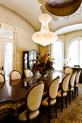 Inspirations E.J. Victor Dining Room Table