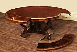 Perimeter Leaf Tables for Sale